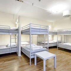 City Hostel Кровать в общем номере фото 7
