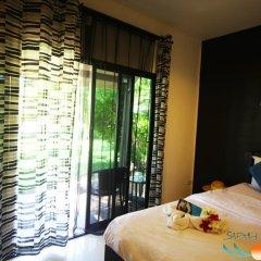 Отель Saphli Villa Beach Resort 2* Бунгало с различными типами кроватей фото 5