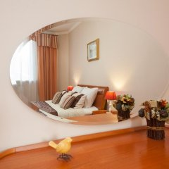 Гостиница ПолиАрт Полулюкс с двуспальной кроватью фото 5