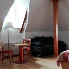 Hotel Jana / Pension Domov Mladeze Номер Комфорт с различными типами кроватей фото 4