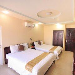 Remi hotel 2* Номер Делюкс с различными типами кроватей фото 3
