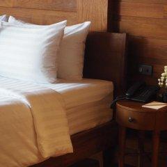 Отель CHANN Bangkok-Noi 3* Улучшенный номер с различными типами кроватей фото 2
