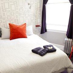 Отель USA Hostels San Francisco Номер с общей ванной комнатой с различными типами кроватей (общая ванная комната) фото 3