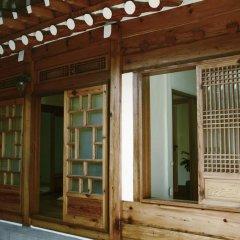 Отель Mumum Hanok Guesthouse балкон