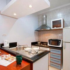 Апартаменты Argyle Apartments Pattaya Улучшенные апартаменты фото 3