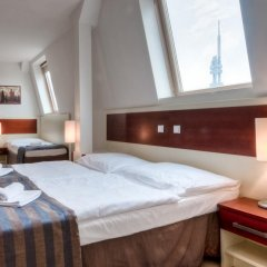 City Partner Hotel Gloria 3* Стандартный номер с различными типами кроватей фото 2