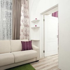 Апартаменты Na Konushennoy Apartment Апартаменты с различными типами кроватей фото 18