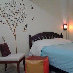 Отель AT. Center Guesthouse and Motorbike Pattaya комната для гостей фото 2