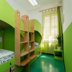 Chillout Hostel Zagreb Кровать в общем номере с двухъярусной кроватью фото 43
