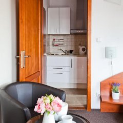 Отель Pension Paldus 3* Студия с различными типами кроватей фото 18