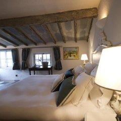 Отель Chateau Le Cagnard 4* Улучшенный номер фото 2