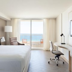 Отель Marriott Stanton South Beach 4* Стандартный номер с различными типами кроватей