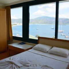 Отель CLASS BEACH MARMARİS 3* Стандартный номер фото 21