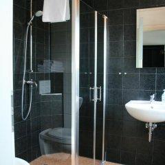 Отель Apartmenthaus Unterwegs 4* Стандартный номер с различными типами кроватей фото 4
