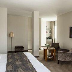 Отель Hôtel Parc Saint Séverin 4* Стандартный номер с различными типами кроватей фото 12