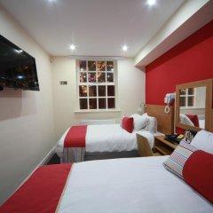Le Villé Hotel 3* Стандартный номер с 2 отдельными кроватями фото 4