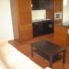 Отель Zoliborz Apartament Апартаменты с различными типами кроватей