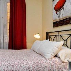 Отель Pensión La Montoreña 2* Стандартный номер с различными типами кроватей фото 4