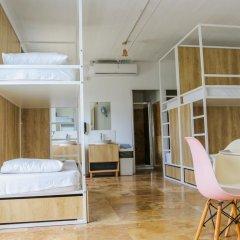 Inhawi Hostel комната для гостей фото 4