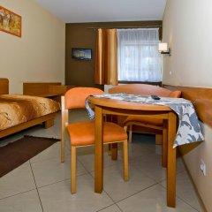 Отель Fotex 2* Стандартный номер с различными типами кроватей фото 2