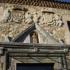 Отель Casa de Aldea La Casona de Los Valles