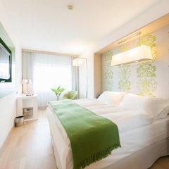 Отель Occidental Praha Five 4* Стандартный номер с различными типами кроватей фото 4