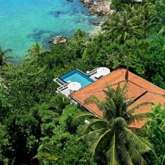 Отель Trisara Villas & Residences Phuket 5* Полулюкс с различными типами кроватей