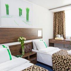 Президент Отель 4* Стандартный номер с различными типами кроватей фото 39
