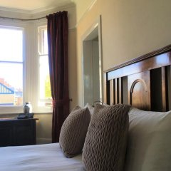 Отель Alcuin Lodge Guest House 4* Стандартный номер с различными типами кроватей фото 7