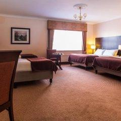 Sheldon Park Hotel and Leisure Club 3* Стандартный семейный номер с разными типами кроватей фото 2