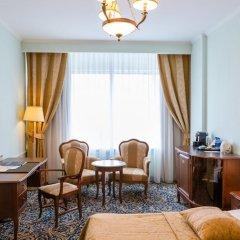 Гостиница Онегин комната для гостей фото 2