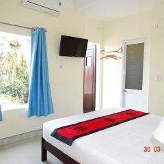 Отель Yellow House Homestay 2* Стандартный номер с различными типами кроватей фото 5