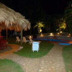 Colibri Hill Hotel Остров Утила бассейн