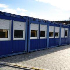 Отель Tjeldsundbrua Camping Номер категории Эконом с различными типами кроватей фото 4