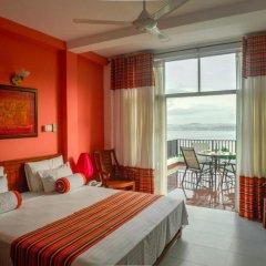 Отель Villa Baywatch Rumassala 3* Улучшенный номер с различными типами кроватей фото 5