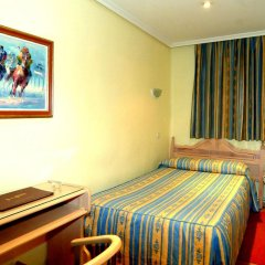 Отель CH Plaza D'Ort Rooms Madrid удобства в номере фото 2