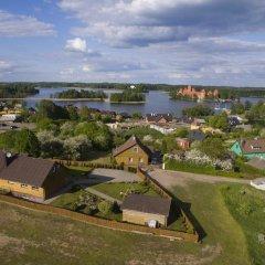 Отель Panorama Литва, Тракай - отзывы, цены и фото номеров - забронировать отель Panorama онлайн пляж