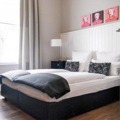 Victoria Hotel 4* Стандартный номер с двуспальной кроватью