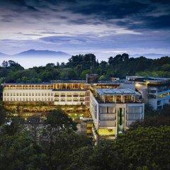 Padma Hotel Bandung 5* Номер Делюкс с различными типами кроватей фото 3