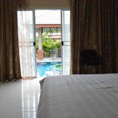 Отель 4 BR Pool Villa Gated Village комната для гостей фото 3