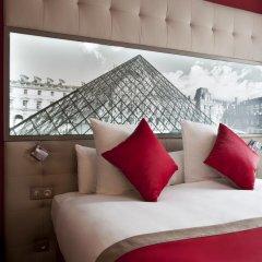 Отель Best Western Nouvel Orleans Montparnasse 4* Стандартный номер фото 3
