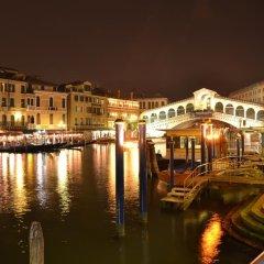 Hotel Lux Венеция приотельная территория