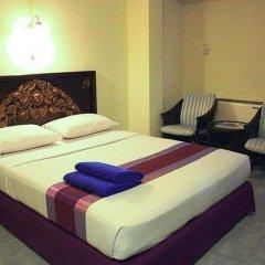 Отель Sawasdee Sabai Стандартный номер с различными типами кроватей