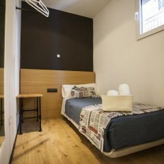 Отель Hostal CC Malasaña Номер категории Эконом с различными типами кроватей фото 7
