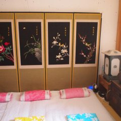 Отель Eugene's House Номер Делюкс с различными типами кроватей фото 3