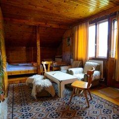 Отель Topuzovi Guest House Стандартный семейный номер с двуспальной кроватью