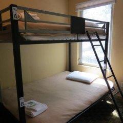 Отель Downtown Value Inn Кровать в общем номере с двухъярусной кроватью фото 15