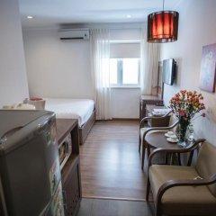 Апартаменты Song Hung Apartments Студия с различными типами кроватей фото 12