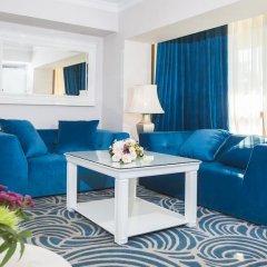 Гостиница Рэдиссон Лазурная 4* Люкс с различными типами кроватей фото 2