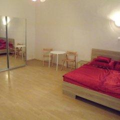 Отель Residences At Citycenter Студия Делюкс с различными типами кроватей